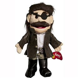 Shipmate Pirate Hand Puppet