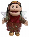 Autumn Fairy Hand Puppet