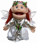 Winter Fairy Hand Puppet