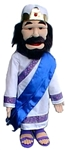 King David Puppet - Bible Character Puppets