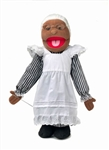 Black Grandmother Puppet