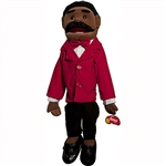 "Dad Puppet, Black (28"")"