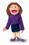 White Mom Puppet