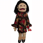 Hispanic Mom Puppet