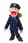 "Police Lady Puppet (28"")"