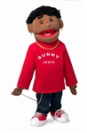 Black Boy Puppet