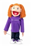 OK Jeans Girl Puppets