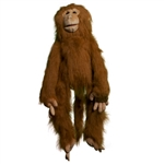 Full Body Monkey Puppet 32 Inches