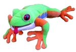 Tree Frog Puppet