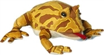Surinam Horned Frog Puppet