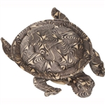 Wood Turtle puppet