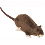 Brown Rat Puppet
