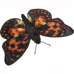 Painted Lady Butterfly Puppet