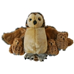 Mother Owl Puppet