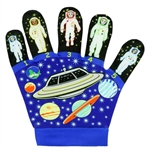 Five Little Men in a Flying Saucer Song Mitt