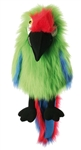 Military Macaw Bird Puppet