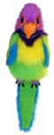Plum Headed Parakeet Bird Puppet