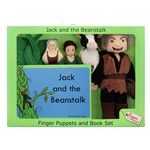 Jack And The Beanstalk Puppets Story Set