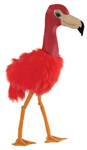 "Giant Flamingo Bird Puppet (30"")"