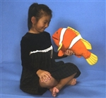 Tropical Fish Set of 7 Puppets