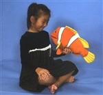 Tropical Fish Set of 11 Puppets