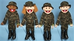 Army Puppets