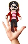 Pirate Finger Puppet
