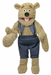 "Silly Bear Puppet With Mittens (28"")"