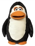 Silly Penguin Puppet
