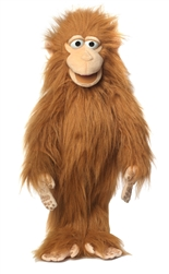 "Silly Monkey Puppet (28"")"
