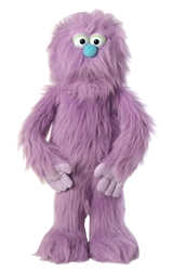 Monster (Purple) - FullBody Puppet