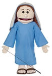 Mary Puppet