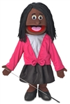 Barbara (Black) - FullBody Puppet