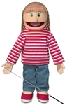 Emily (Peach) - FullBody Puppet