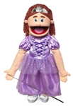 Large Pretty Princess Puppet