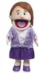 Sarah- Mom / Teacher Hand Puppet