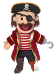 Peg Leg Pirate Hand Puppet