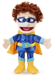 Superhero Boy Hand Puppet