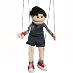 Hispanic Boy Marionette