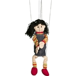 Girl Marionette Hispanic
