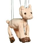 Pig Marionette Small