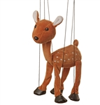Deer Marionette Small