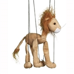 Lion Marionette Small