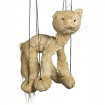 Persian Kitty Cat Marionette Small
