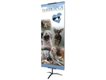 Exhibit Series TRAVELER Banner Stand