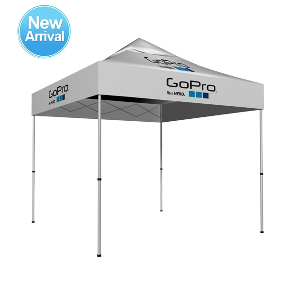 Alternate Views  sc 1 st  Exhibit Deal & Outdoor Displays: 10ft ShowStopper Premium Event Tent w/ Vent ...
