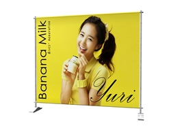 "iP120""W SHOW PRO Adjustable Large Format Banner Stand"
