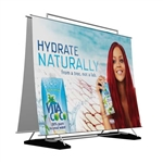 Outdoor Fabric Banner Wall Kit
