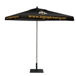 Square Outdoor Promotional Event Umbrella Kit
