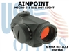 AIMPOINT MICRO S-1 RED DOT SIGHT